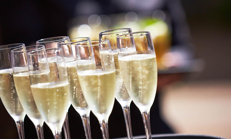 champagne articulo